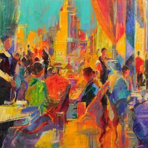 The Helmsley Park Lane, New York by Peter Graham