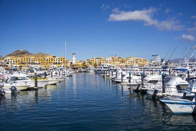 Cabo San Lucas Marina, Baja California, Mexico, North America