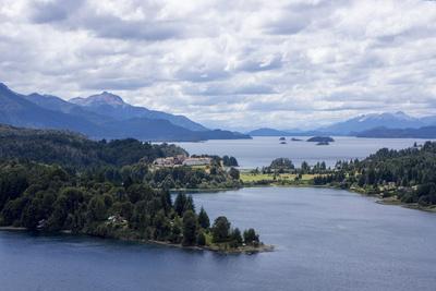 Lake of Nahuel Huapi, Bariloche, Argentina