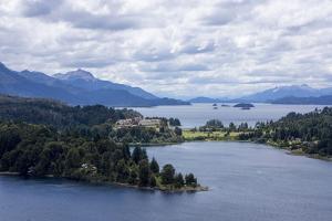 Lake of Nahuel Huapi, Bariloche, Argentina by Peter Groenendijk