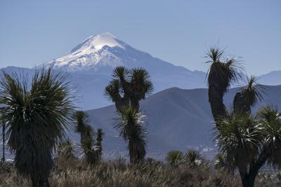 Pico de Orizaba, Mexico, North America