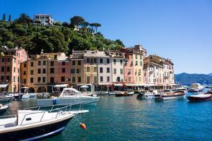 Portofino, Liguria, Italy, Europe by Peter Groenendijk