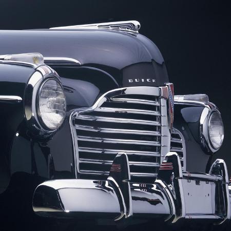 peter-harholdt-detail-of-1941-buick-super-4-door-convertible