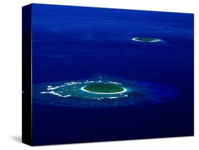 Aerial View of Vava'U Group, Tonga