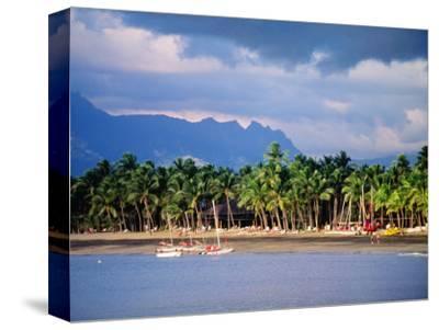 Palms and Beach, Sheraton Royale Hotel, Fiji