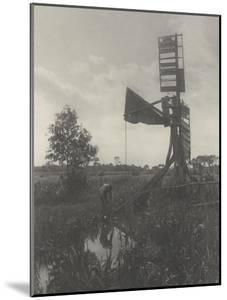 A Ruines Water-mill (moulin en ruines) by Peter Henry Emerson
