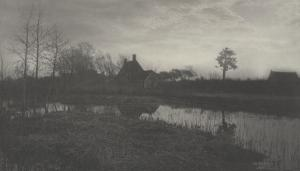 Evening by Peter Henry Emerson