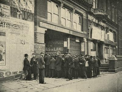 Salvation Army Shelter, Blackfriars Road, London