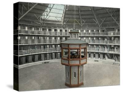 State Penitentiary at Stateville, Joliet, Illinois, USA