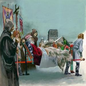 King Edward by Peter Jackson