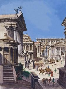 The Forum by Peter Jackson