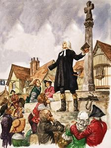The Wonderful Story of Britain: The Good Work of John Wesley by Peter Jackson