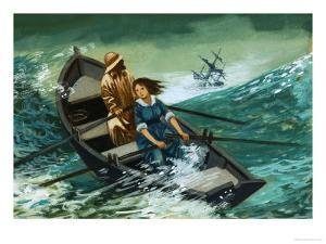 Women of Courage: The Rowboat Rescue. Grace Darling by Peter Jackson