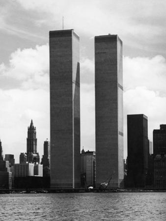 The Twin Towers by Peter Keegan