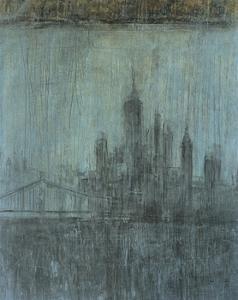 Urban Fog I by Peter Kuttner