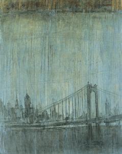 Urban Fog II by Peter Kuttner
