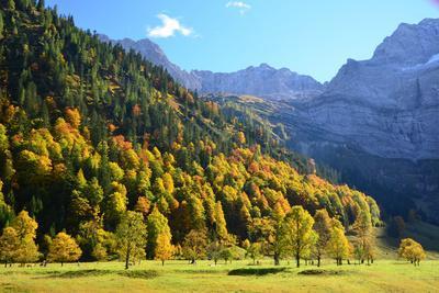 Austria, Tyrol, Autumn