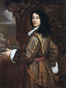Admiral Sir John Harman, English Naval Officer, 19th Century by Peter Lely