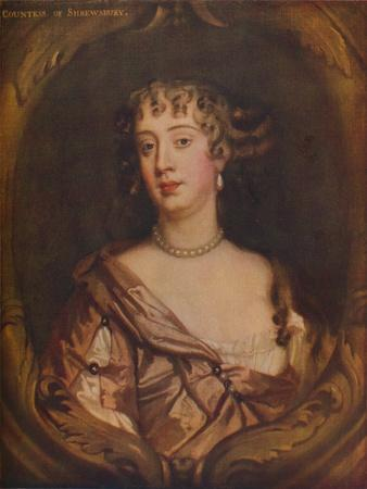 'Anna Maria Talbot Countess of Shrewsbury', c1670