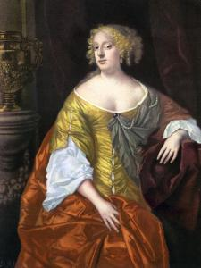 Anne Digby, Countess of Sutherland, C1660S by Peter Lely