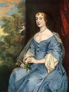Barbara, Countless of Castlemaine, C1660S by Peter Lely