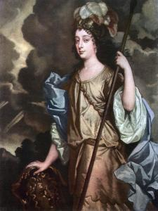 Barbara Villiers, Duchess of Cleveland, Countess of Castlemaine, C1660s by Peter Lely