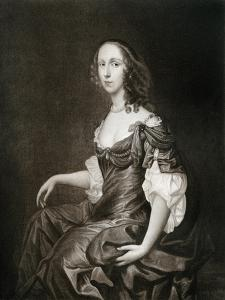 Bridget Cromwell, Eldest Daughter of Oliver Cromwell, 17th Century by Peter Lely