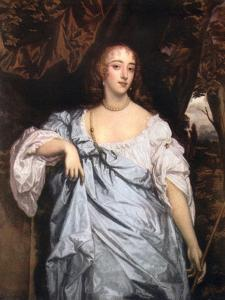 Elizabeth Bagot, Countess of Falmouth, C1670S by Peter Lely