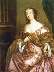 Elizabeth Hamilton, Countess of Gramont, C1660S by Peter Lely