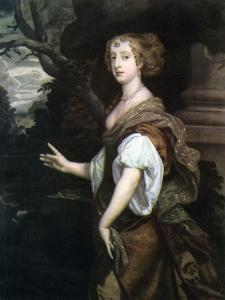 Elizabeth Wriothesley, Countess of Northumberland, C1670S by Peter Lely