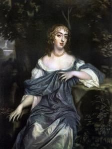 Frances Brooke, Lady Whitmore, Late 17th Century by Peter Lely