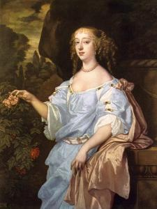 Henrietta Boyle, Countess of Rochester, C1660S by Peter Lely