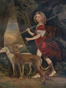 'Henry Sydney', 17th century by Peter Lely