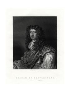 John Graham of Claverhouse, 1st Viscount Dundee (C.1648-168), 19th Century by Peter Lely
