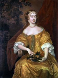 Margaret Brooke, Lady Denham, C1660S by Peter Lely