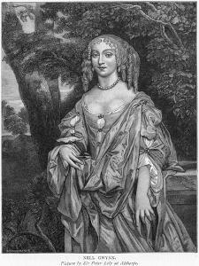 Nell Gwynne, English Comic Actress and Mistress of Charles II by Peter Lely