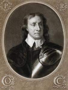 Oliver Cromwell, English Military Leader and Politician,1657 by Peter Lely