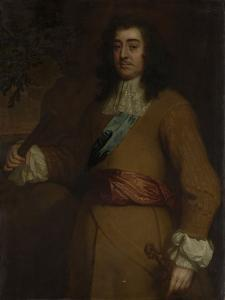 Portrait of George Monck by Peter Lely