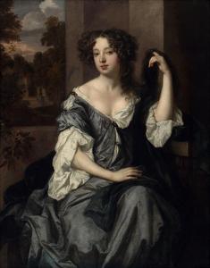 Portrait of Louise de Keroualle, Duchess of Portsmouth by Peter Lely