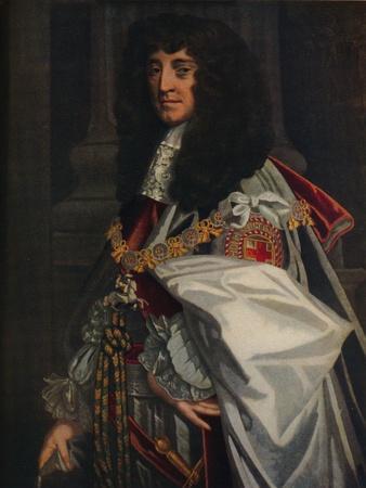 Prince Rupert, Count Palatinate', c1670