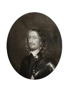 Sir William Waller, English Soldier, 17th Century by Peter Lely