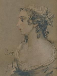 'Study in Pastel', 17th century by Peter Lely
