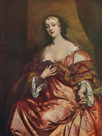 'The Countess De Grammont', c1670, (1903)