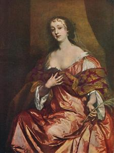 'The Countess De Grammont', c1670, (1903) by Peter Lely