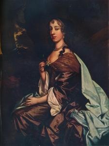 The Duchess of Portsmouth, 17th century, (1916) by Peter Lely