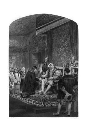 Cranmer's Bible, Henry 8
