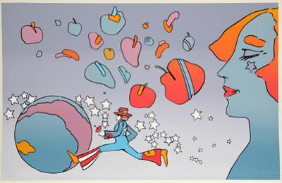 '76 Jumper by Peter Max