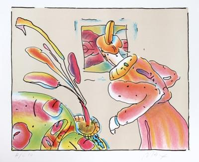 Sage at Window by Peter Max