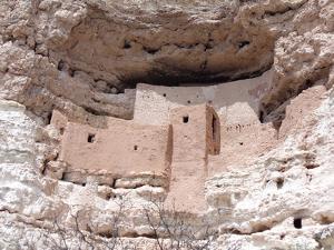 Arizona Montezuma Castle, 2014 by Peter McClure