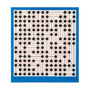 Dot Matrix, 2007 by Peter McClure